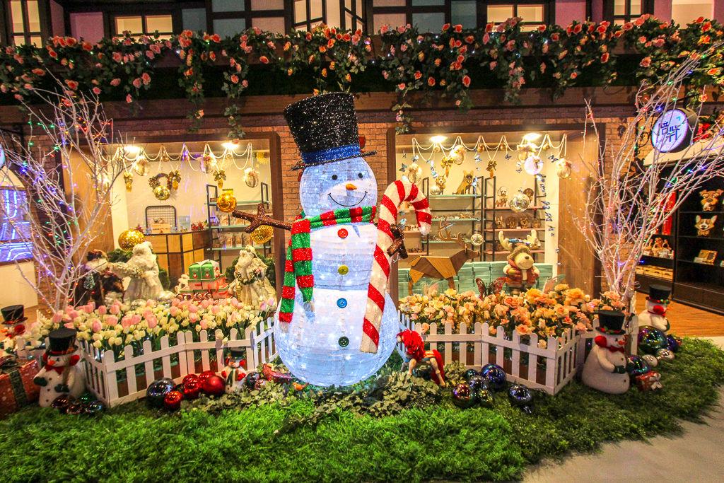 台中后里,約客&厚禮~全年都像在過聖誕節!!喜愛DIY的朋友千萬別錯過。