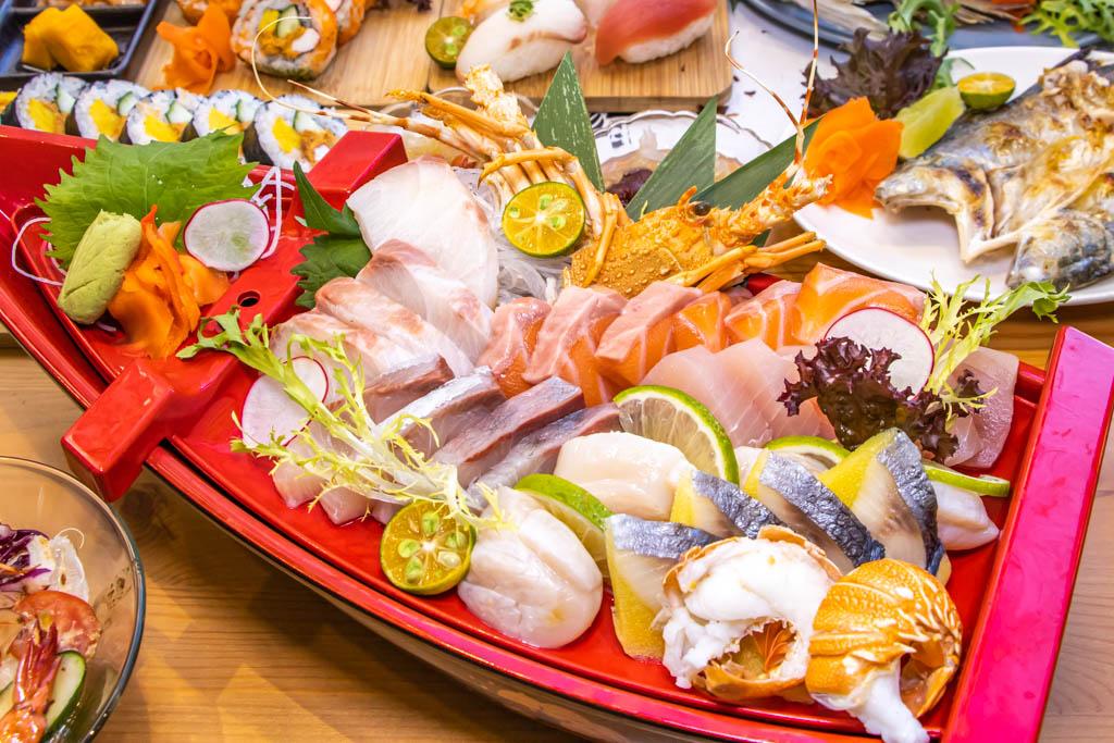 台中南區,鮨壽司,小而美的日式料理店~味噌湯還能無限量續加~